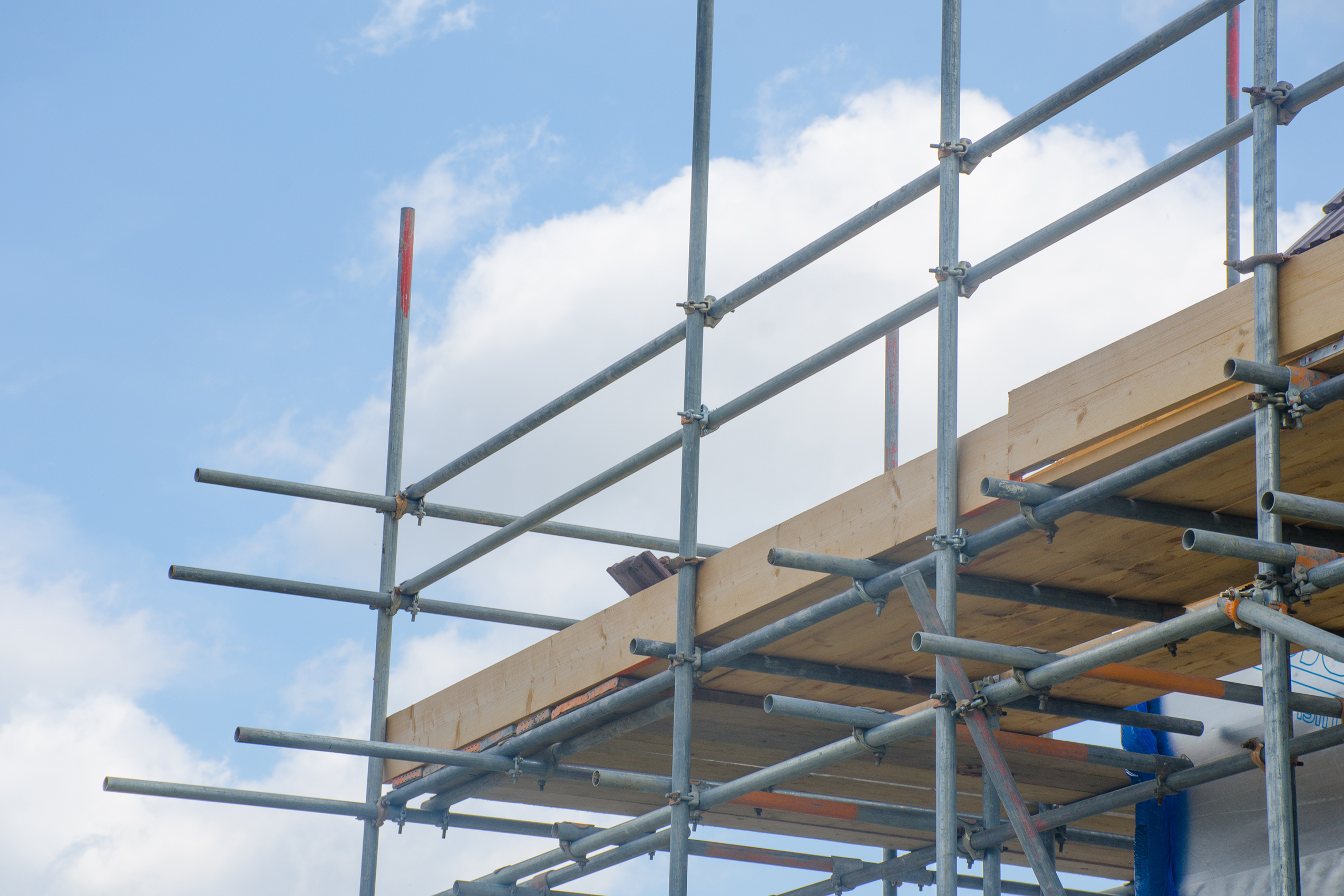 scaffolders in Oxfordshire